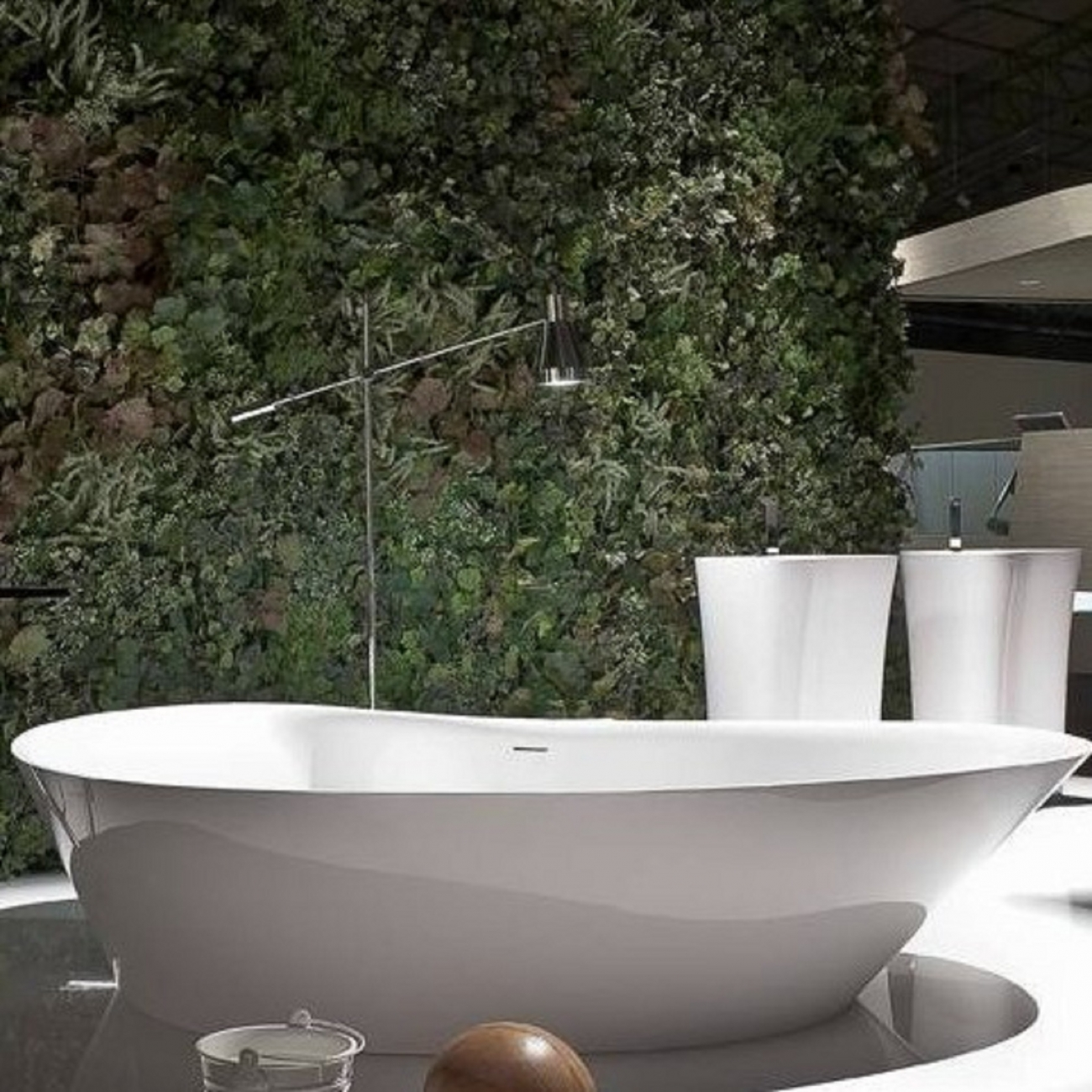 Falper level 45 king size freestanding bathtub tattahome