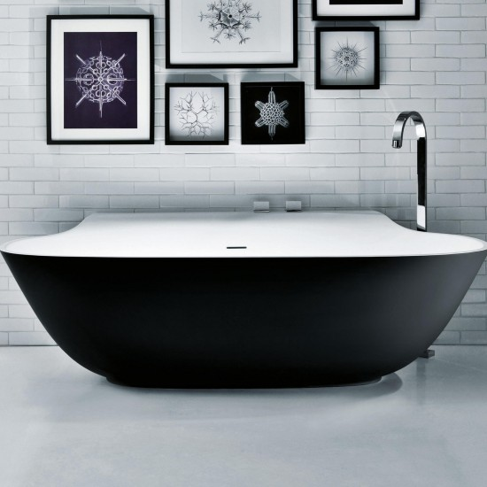 FALPER SCOOP BATHTUB WALL