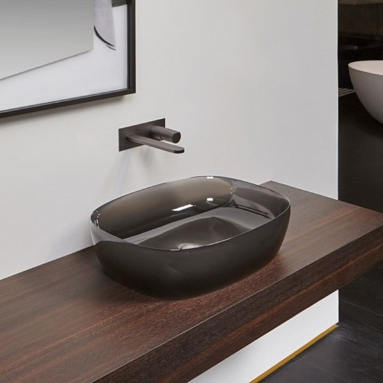 ANTONIO LUPI SENSO CRISTALMOOD WASHBASIN