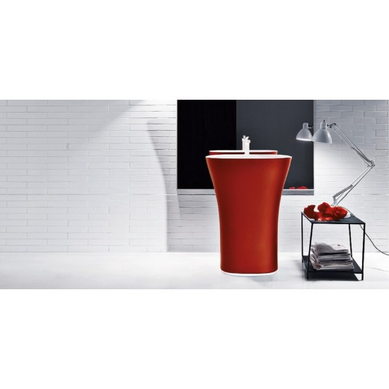 FALPER SCOOP FREESTANDING BASIN