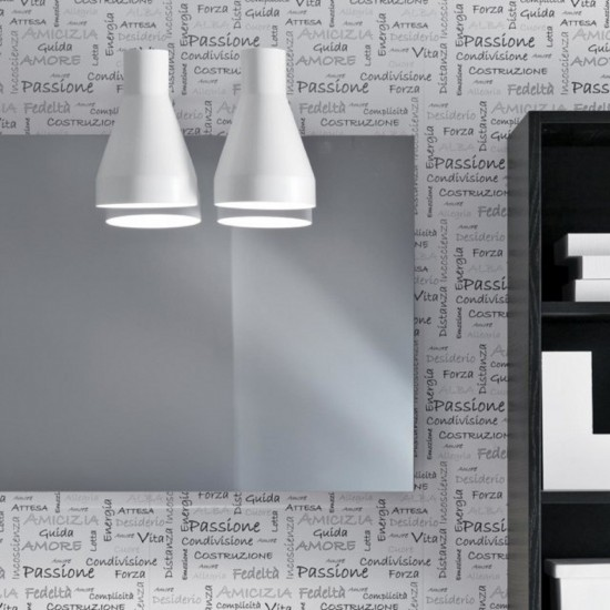 FALPER SABRINA LAMPADA A MURO