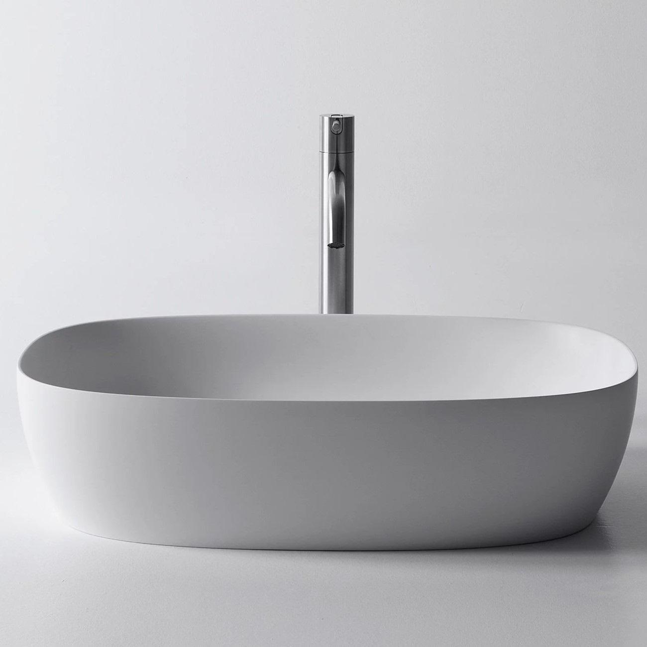 Senso Square Lavabo.Antonio Lupi Senso Sink