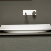 FOGLIOMOOD63 Antonio Lupi Rectangular Encased Flumood Sink