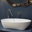 SOLIDEA ANTONIO LUPI OVAL TOP MOUNT CRISTALPLANT SINK