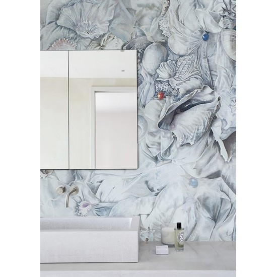 Wall & Decò WET SYSTEM COQUILLAGES WALLPAPER