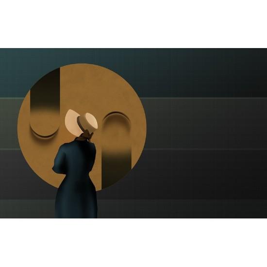 Wall & Decò WET SYSTEM NO CHARLIE WALLPAPER