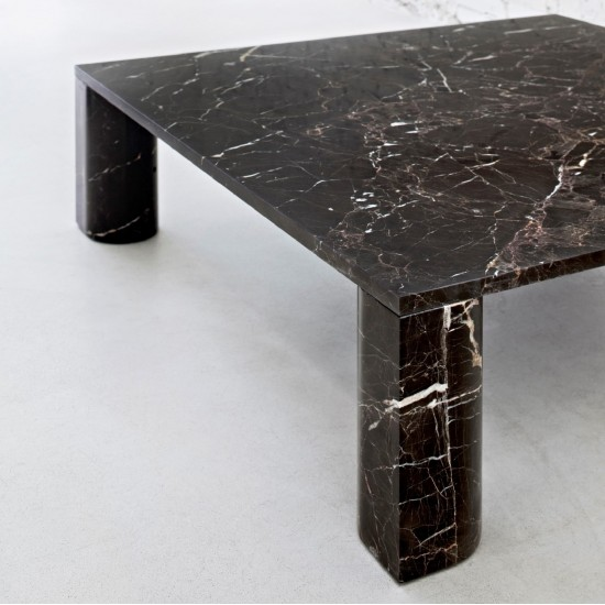 "SALVATORI ""LOVE ME LOVE NOT"" COFFEE TABLE"