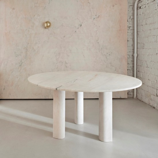 "SALVATORI ""LOVE ME LOVE ME NOT"" DINING TABLE"