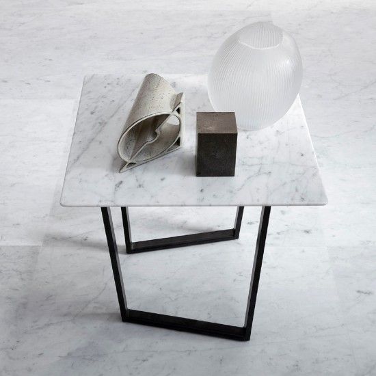 "SALVATORI ""LOVE ME LOVE ME NOT"" COFFEE TABLE"