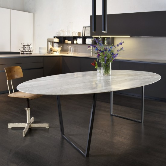 SALVATORI DRITTO DINING TABLE