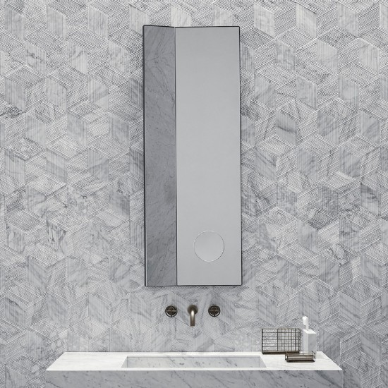 SALVATORI ARCHIMEDE MIRROR