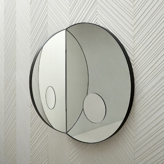 SALVATORI ARCHIMEDE CIRCLE MIRROR