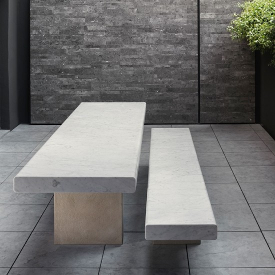 SALVATORI SPAN OUTDOOR DINING TABLE