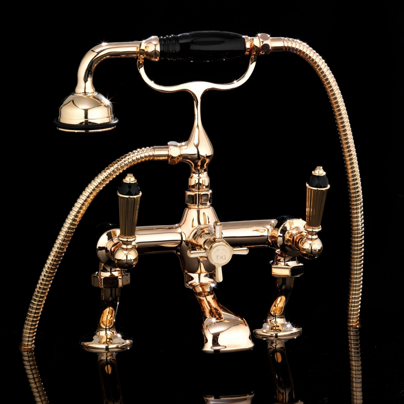 Piastrelle Devon E Devon.Devon Devon Black Diamond Bath Shower Mixer Tattahome