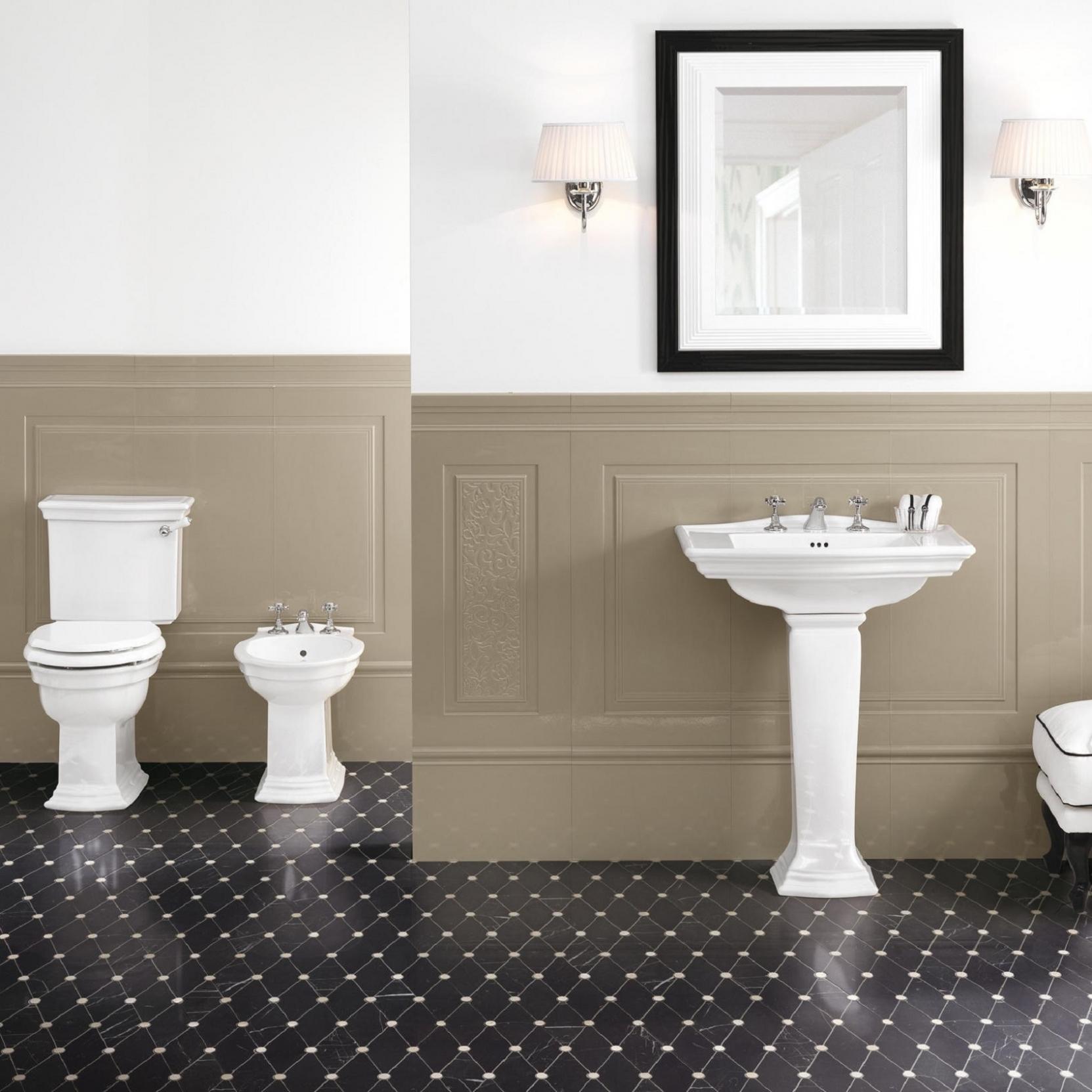 Piastrelle Devon E Devon.Devon Devon Westminster Washbasin With Pedestal Tattahome