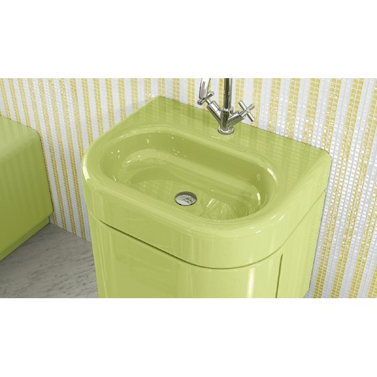 BISAZZA SLAM LAVABO CON MOBILE