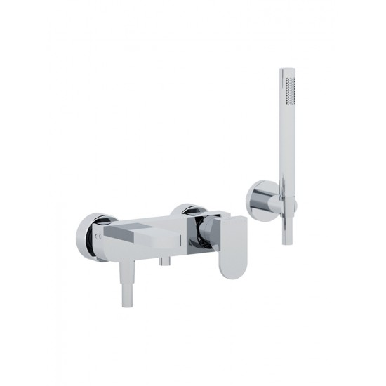 BELLOSTA BABY S 7201/A Wall mounted bath mixer
