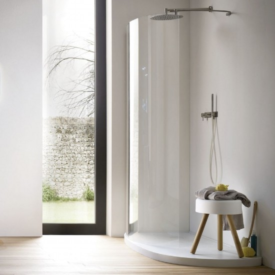 REXA DESIGN FONTE SHOWER TRAY