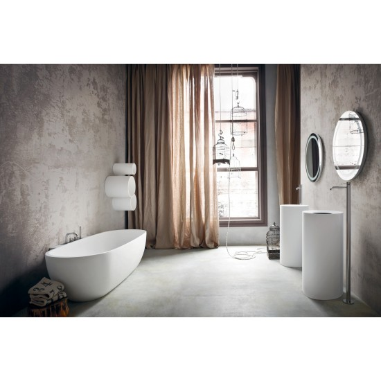REXA DESIGN HOLE FREESTANDING WASHBASIN