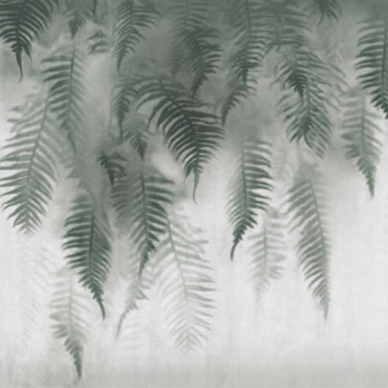 LONDONART THE BREATH OF FERNS WALLPAPER