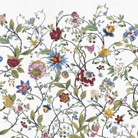 LONDONART FLOWERY HUG WALLPAPER