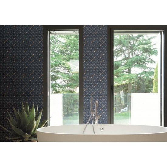 APPIANI DENIM MOSAICO STRIATO