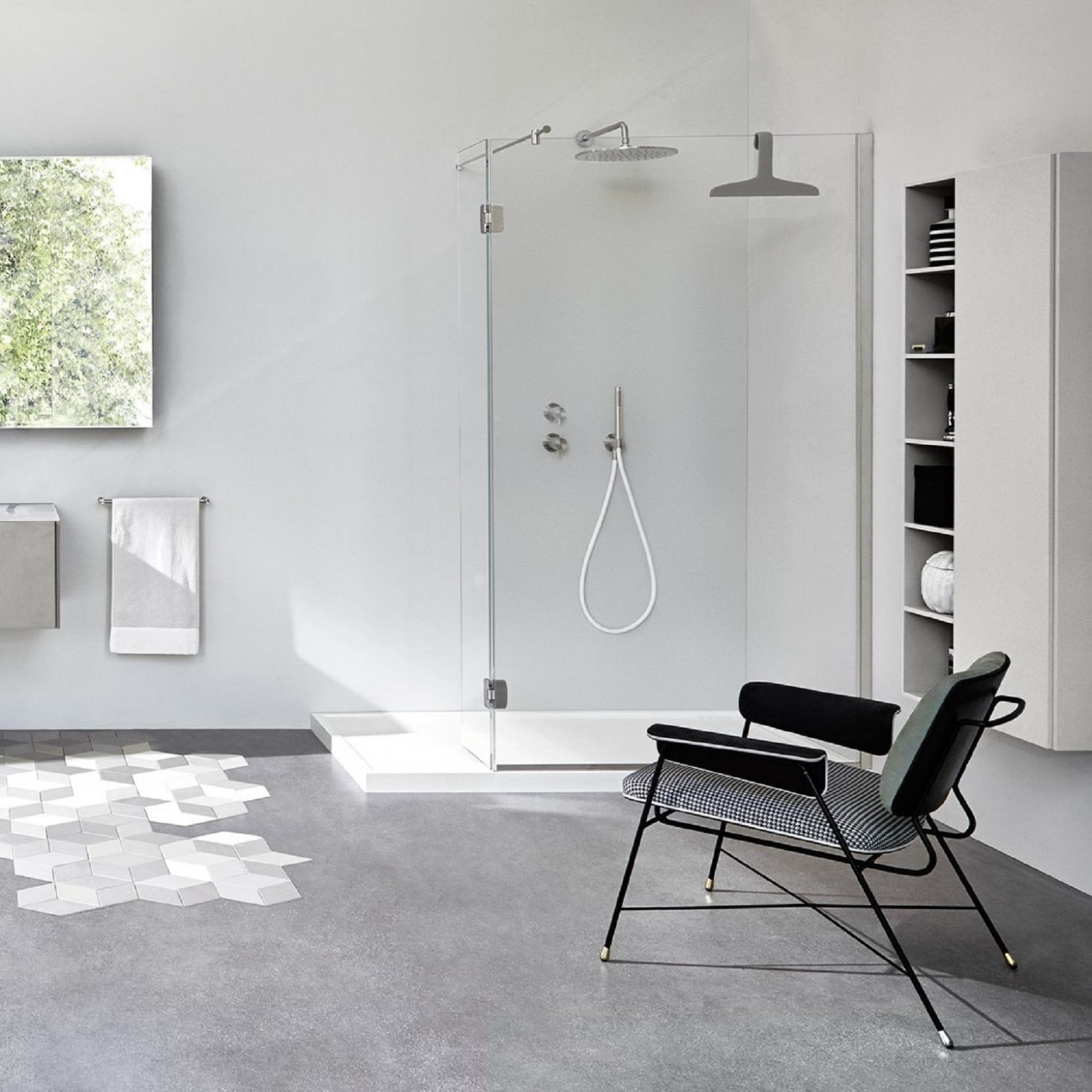 Vasca Doccia Rexa Design.Rexa Design Esperanto The New Bathroom Collection Design By Monica