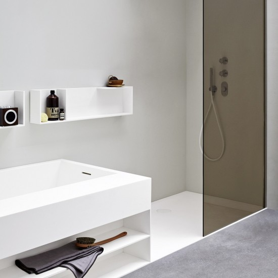REXA DESIGN UNICO SHOWER TRAY