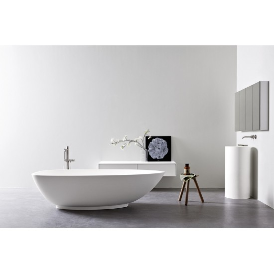 REXA DESIGN UNICO ROTONDO FREESTANDING WASHBASIN