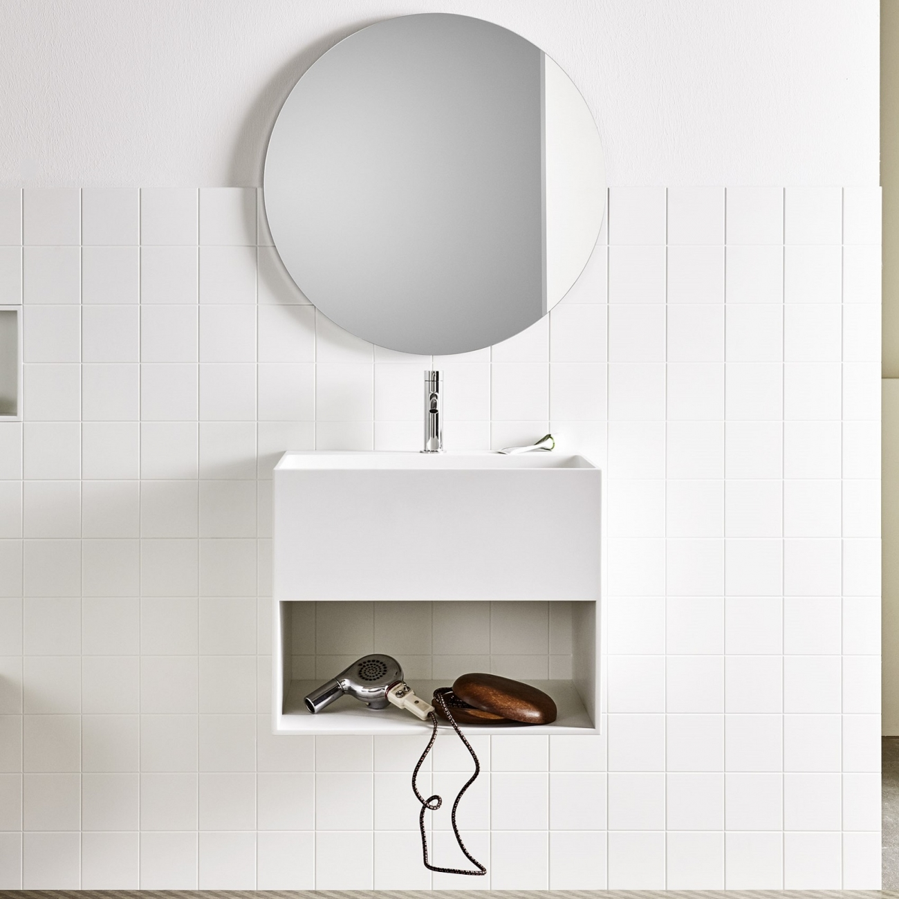 Polaris Designed For Living Srl rexa design unico giorno washbasin - tattahome
