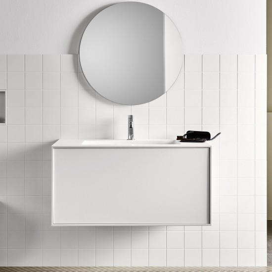 REXA DESIGN UNICO WASHBASIN WITH DRAWER