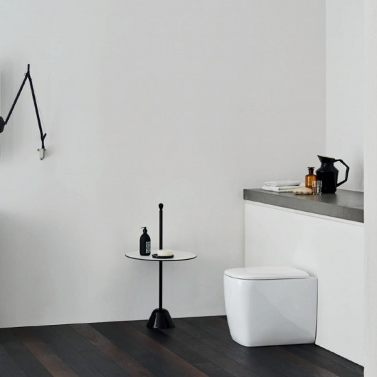 NIC DESIGN SEMPLICE BACK TO WALL WC