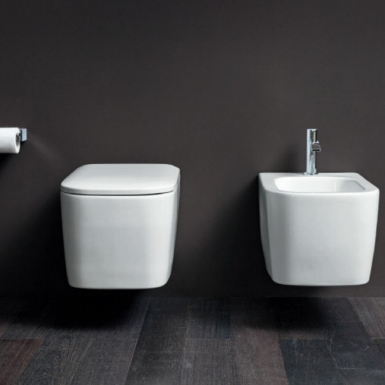 NIC DESIGN SEMPLICE WALL HUNG WC