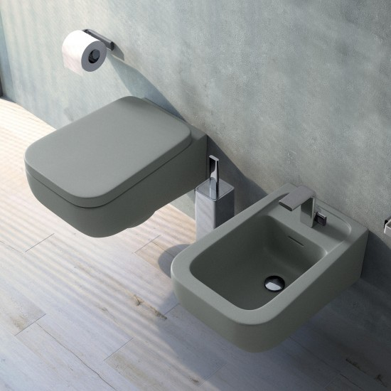 FLAMINIA COMO WALL HUNG WC