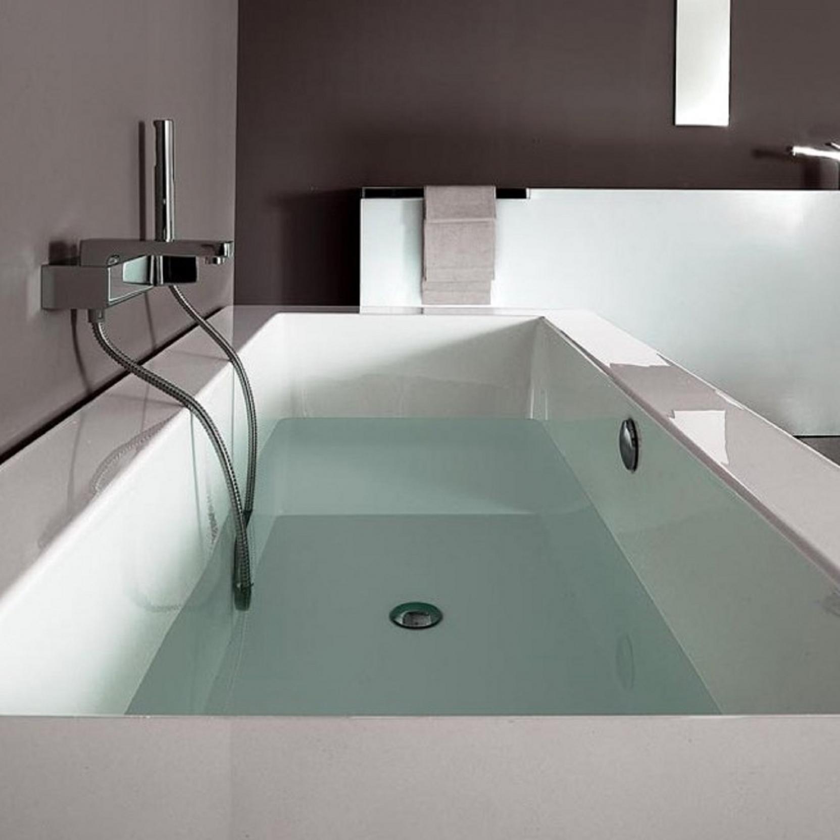 Zucchetti Kos Grande Freestanding Bathtub Tattahome