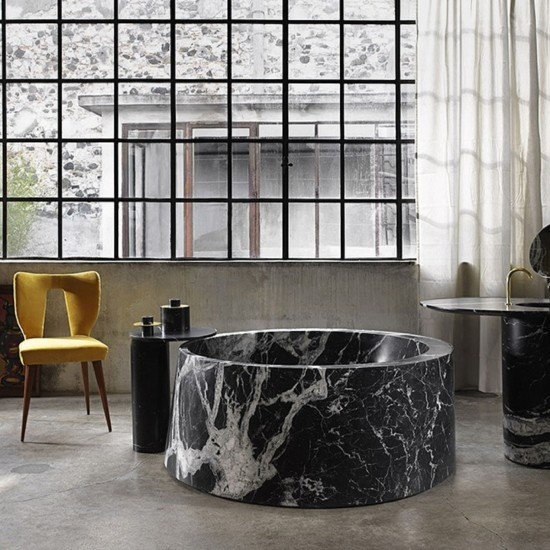 PIBAMARMI DESCO CIRCLE BATHTUB