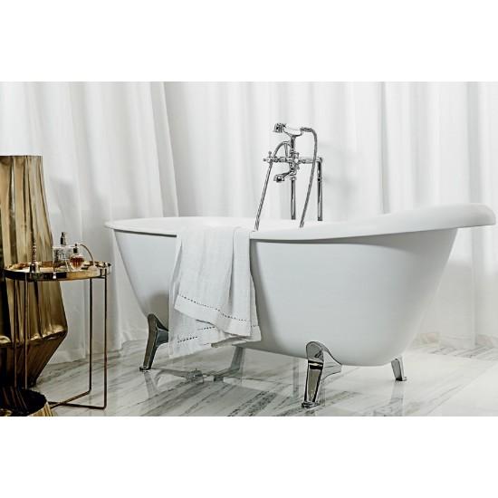 ZUCCHETTI AGORÀ FREESTANDING BATHTUB