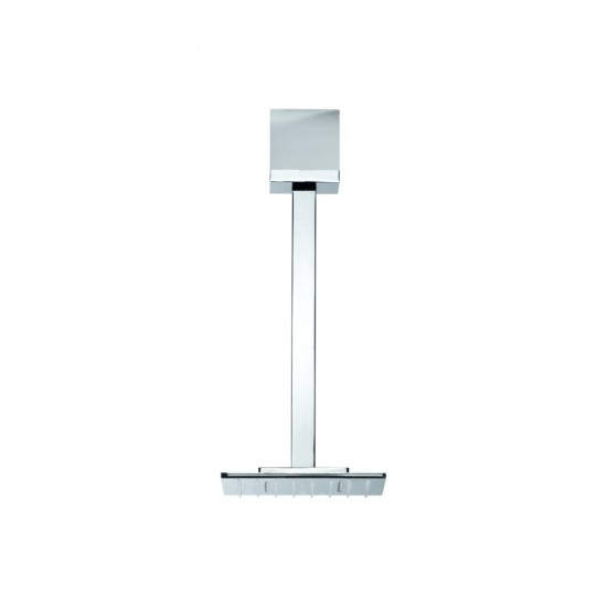 BELLOSTA REVIVRE CELING FIXING SQUARE HEADSHOWER LW
