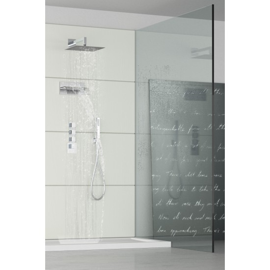 BELLOSTA REVIVRE SHOWER SQUARE 20X20