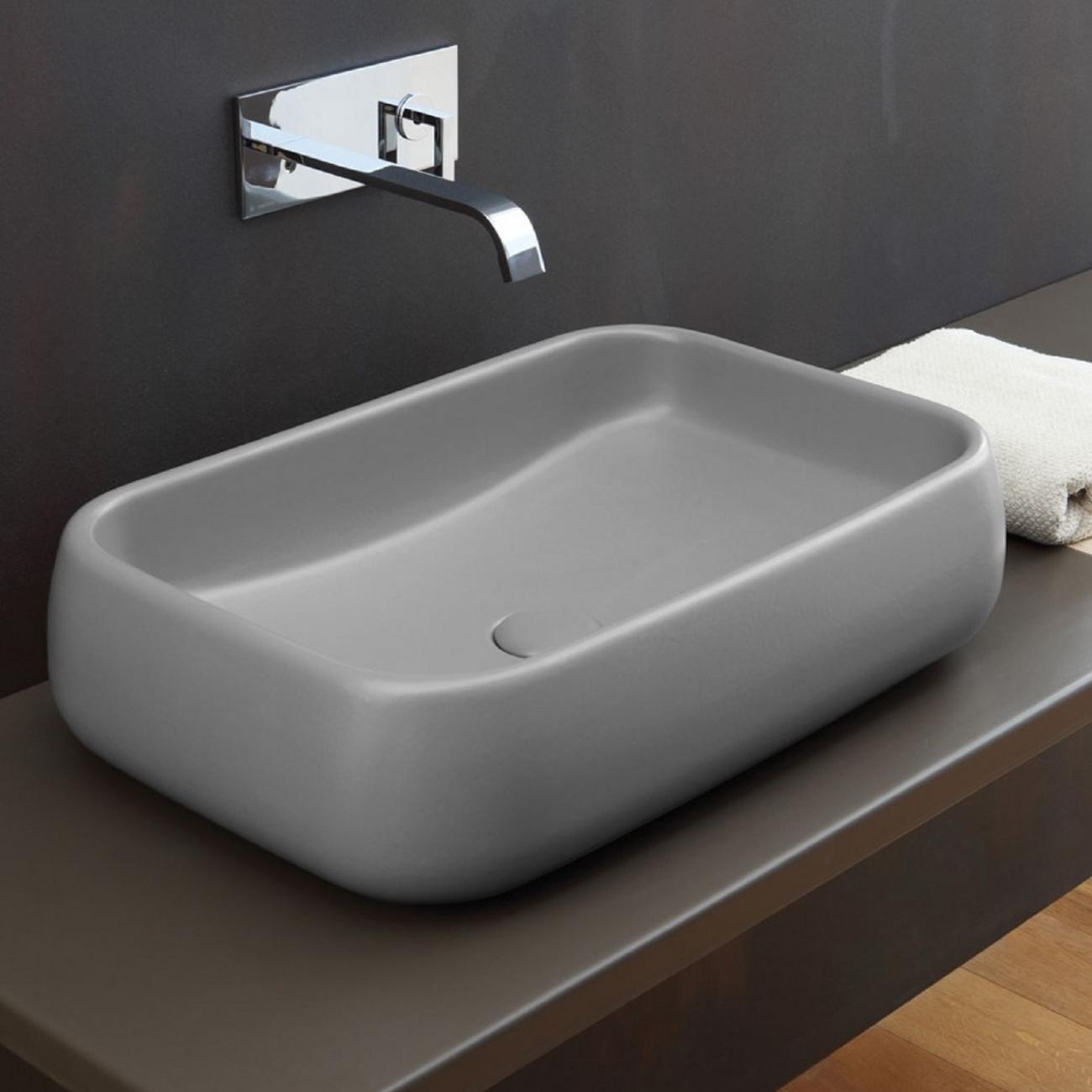 Cielo Shui On Top Washbasin Tattahome
