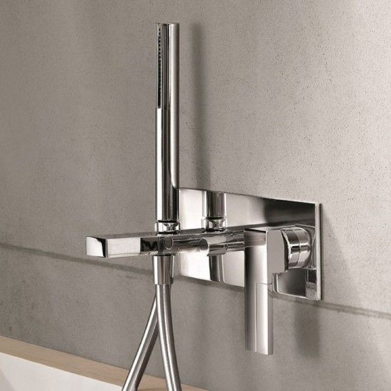 FANTINI AR38 WALL MOUNT SHOWER MIXER