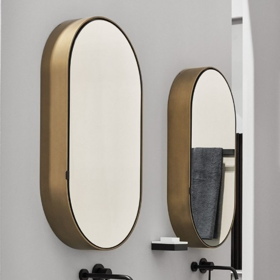 CIELO OVAL BOX MIRROR