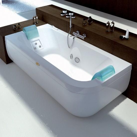 JACUZZI AQUASOUL DOUBLE  WHIRLPOOL BATH