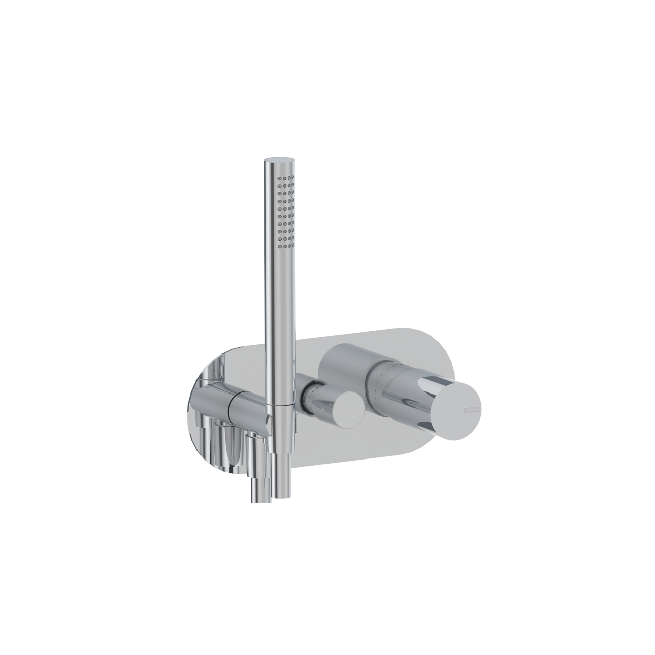 BELLOSTA LUDO WALL MOUNTED BATH MIXER 7300/1/P