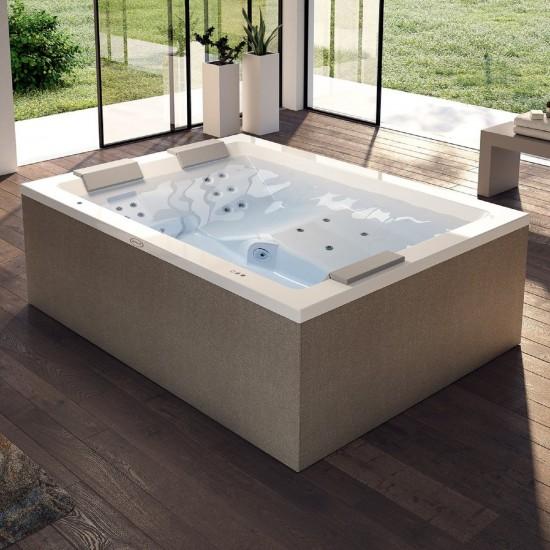 JACUZZI SHARP EXTRA WHIRLPOOL BATH