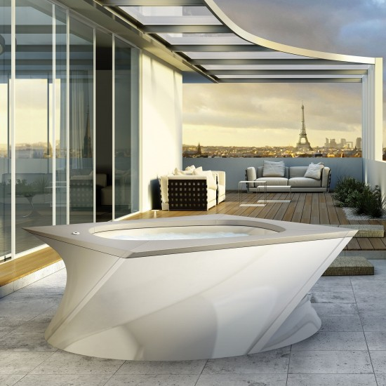 JACUZZI ITALIAN DESIGN FLOW HOT TUBE