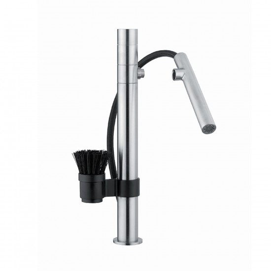 QUADRO INOX KITCHEN SINK MIXER