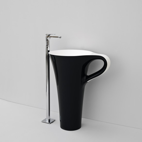 THE.ARTCERAM CUP LAVABO FREESTANDING