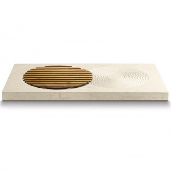 BATHCO STONE ICONO SHOWER TRAY