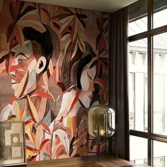 Wall & Decò DELOVE WALLPAPER